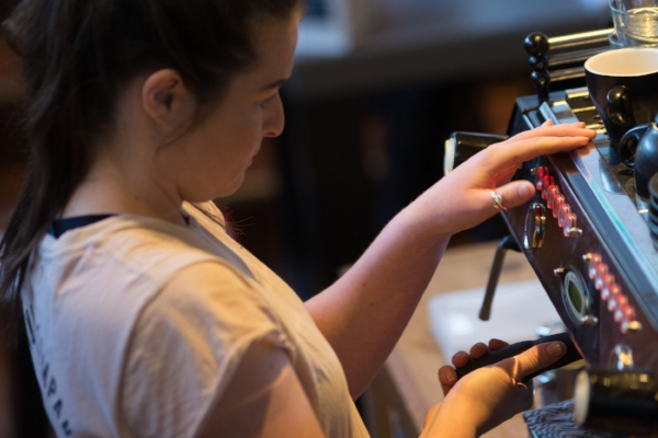 UOW Barista And Latte Art Competition