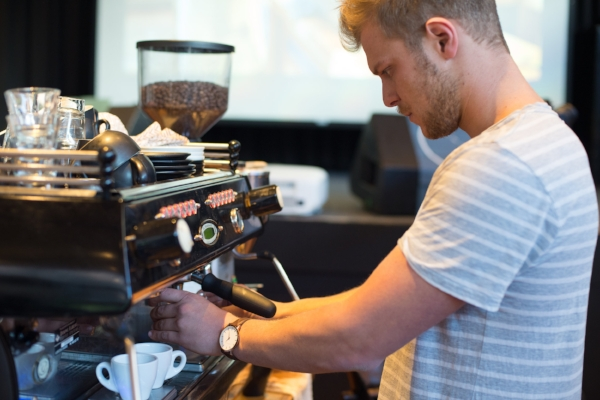 UOW Latte Art and Barista Competition