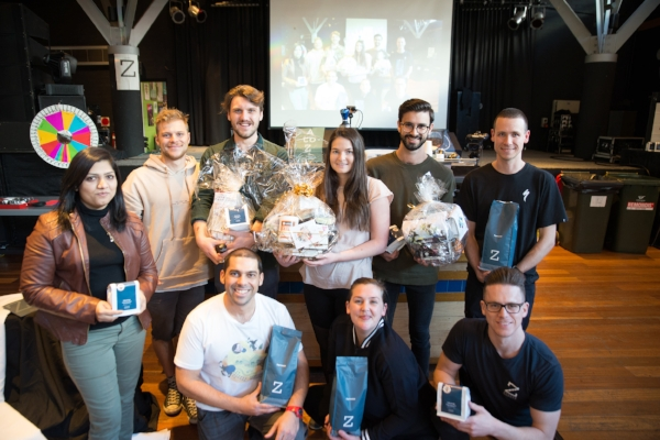 UOW Barista and Latte Art Competition Winners
