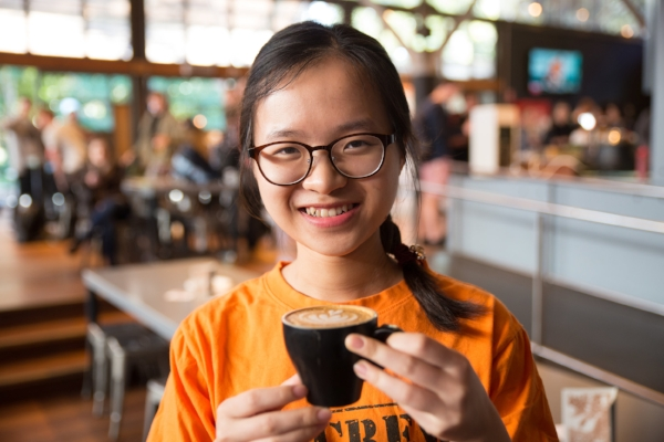 UOW Barista and Latte Art Competition Supporter