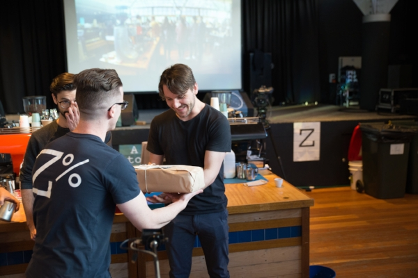Zest Specialty Coffee at the Annual UOW Barista and Latte Art Competition