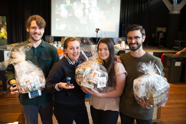 Barista and Latte Art Competition Winners