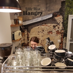Little Miss Hangry - Cafe Interior