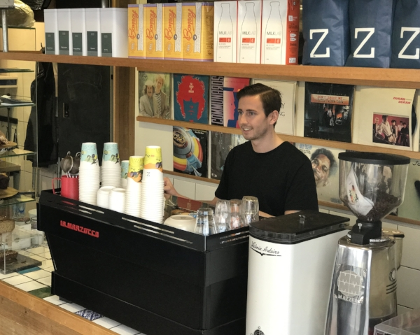 Bonsoy La Marzocco Zest Specialty Coffee Beans