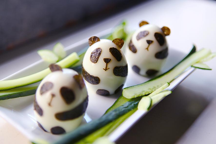 OVAL PANDA