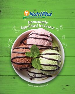 Homeade Egg-based Ice Cream
