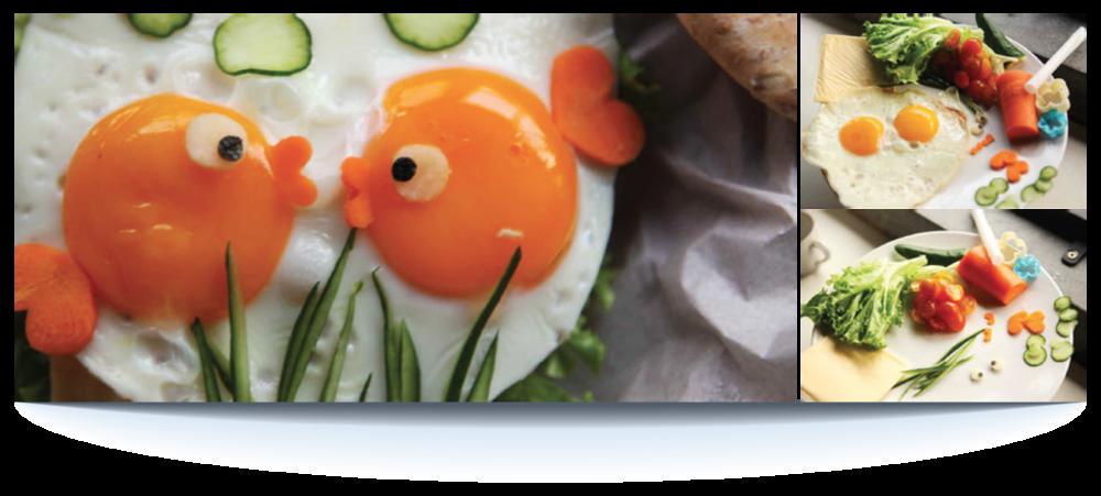 Pisces Bento