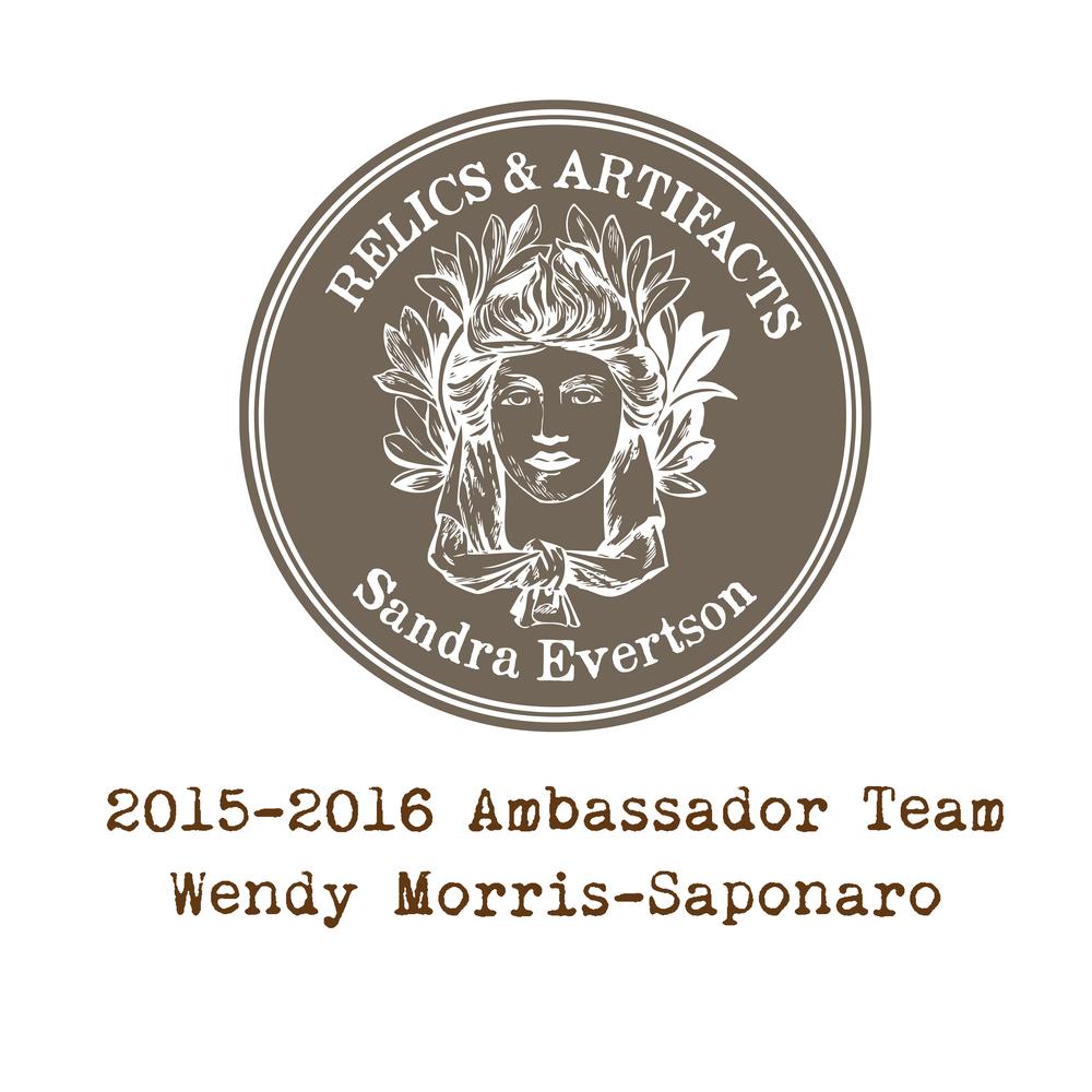 RELICS & ARTIFACTS® Ambassador Snapshot | Wendy Morris-Saponaro, Ambassador Team & Social Media Coordinator
