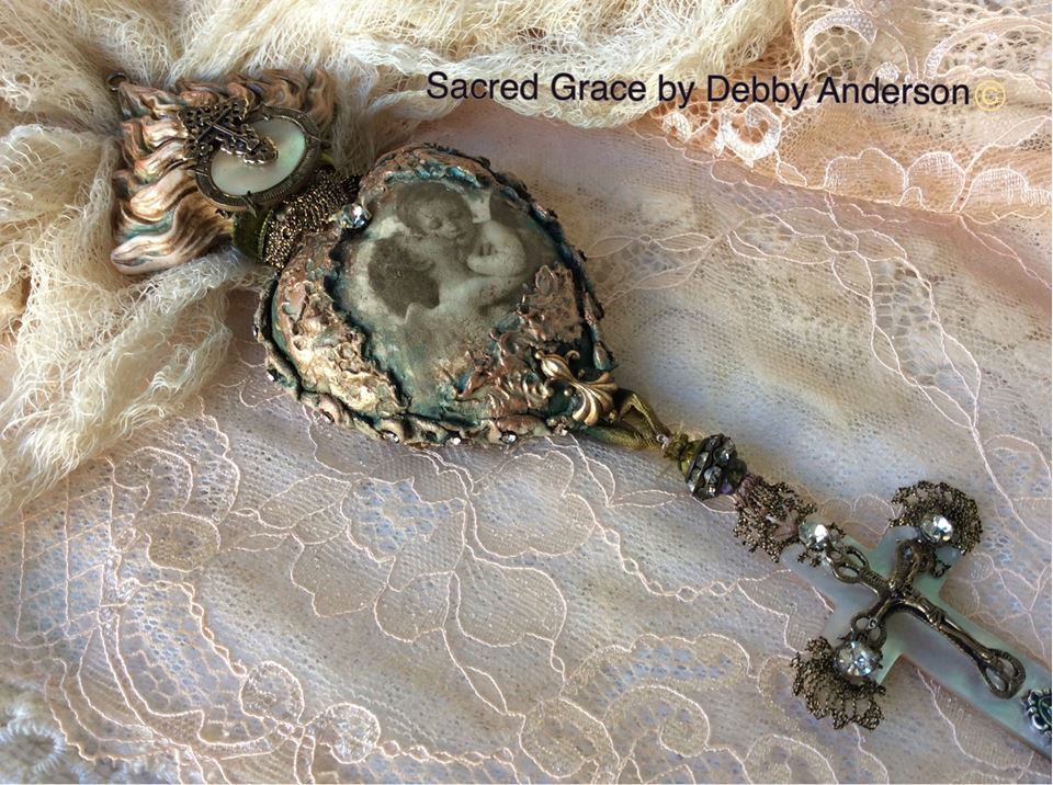 Sacred Grace by Debby Anderson