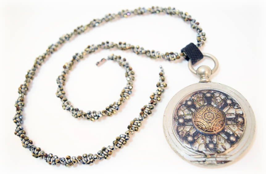 Relic Pocket Watch by John Creighton-Petersen