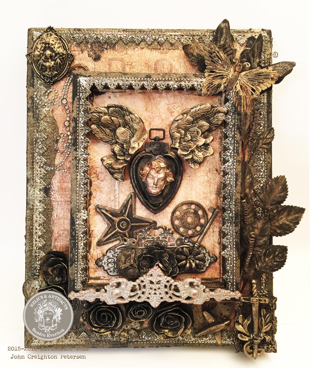Home Decor With Relics Artifacts Ambassador John Creighton