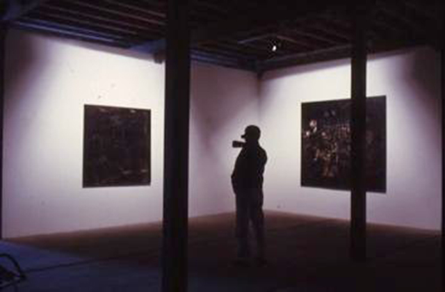 Tina Douglas | Installation view | Pinacotheca Gallery, Melbourne | 1998