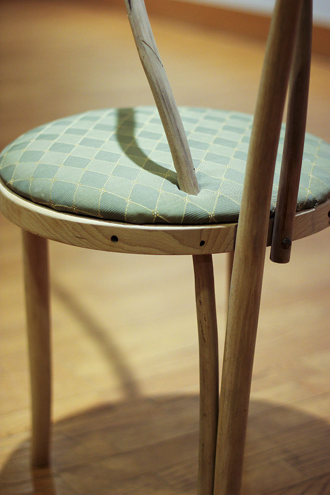 unBentwood Chair (detail)