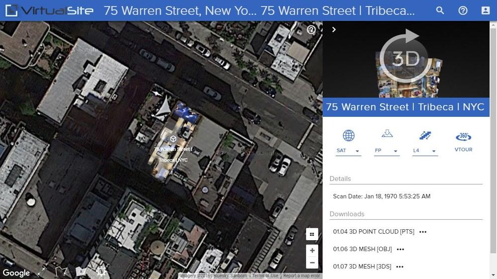 75 Warren Street, New York