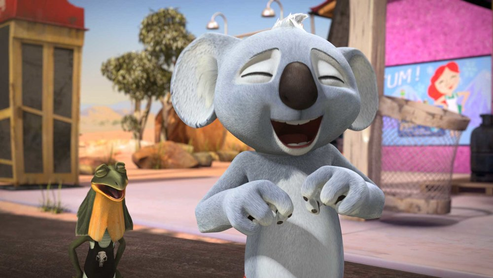 Copy of The Wild Adventures Of Blinky Bill!  Weekdays at 7:30AM on 7TWO.