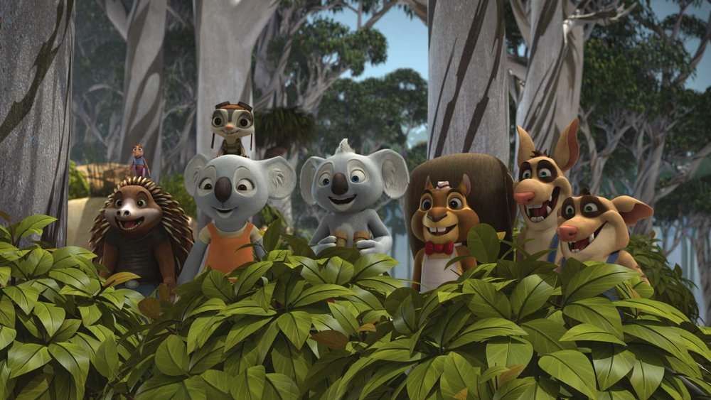 The Wild Adventures Of Blinky Bill!  Weekdays at 7:30AM on 7TWO.