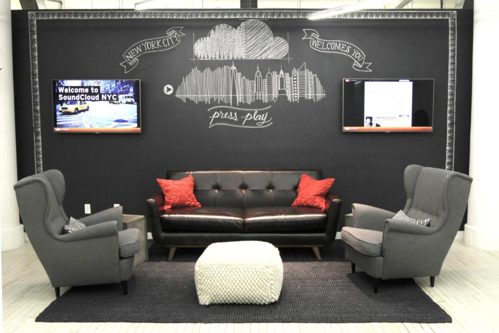 SoundCloud NYC Office, 2014
