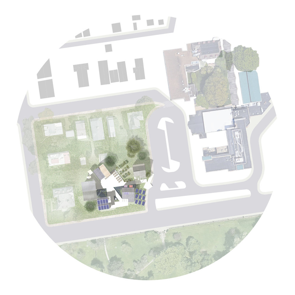 Site Plan in Context