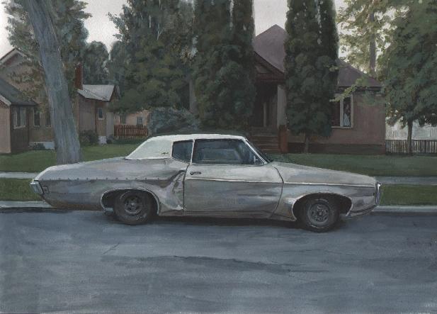 Retro car 5