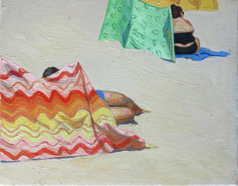 Oil on canvas 24 x 30