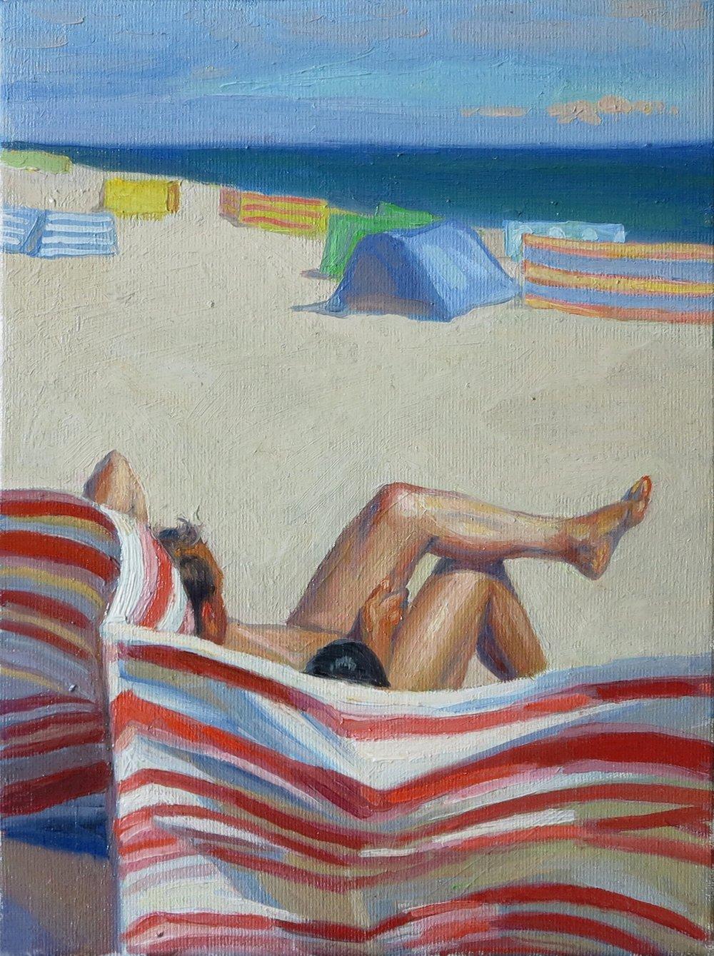 Oil on canvas   30 x 24