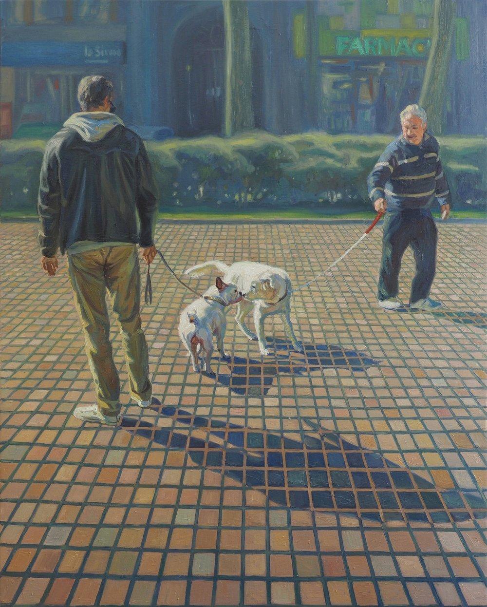 Oil on canvas 80 x 60  Available