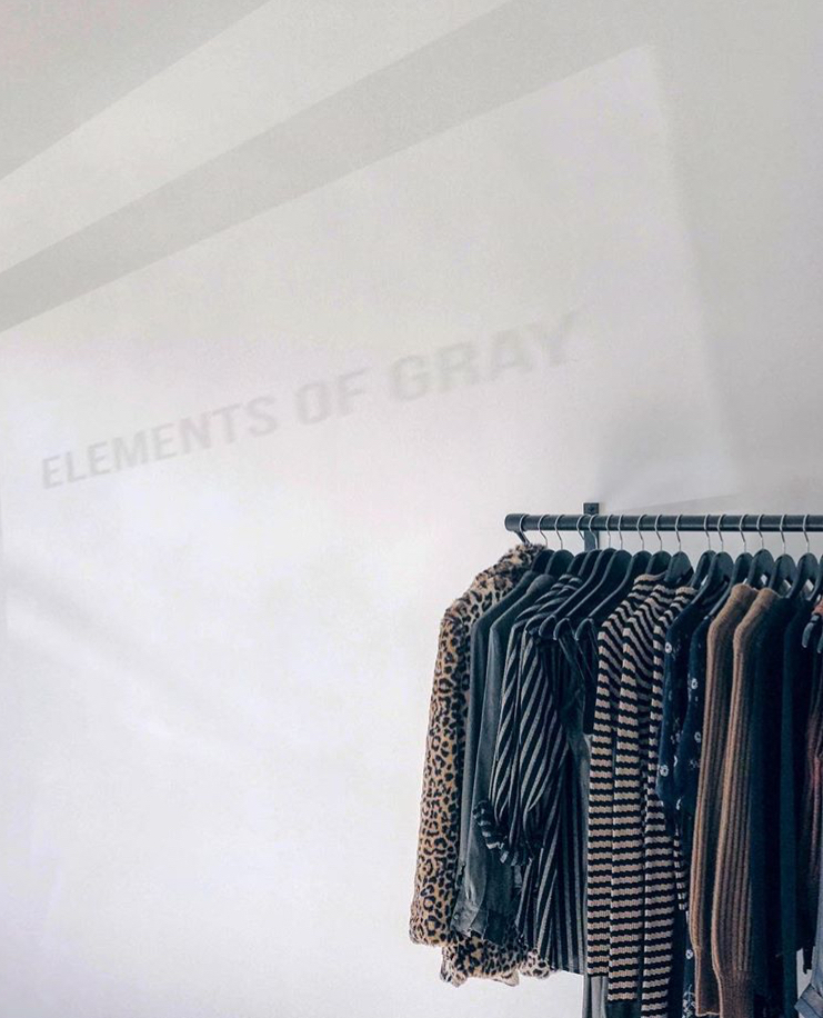 Elements of Gray