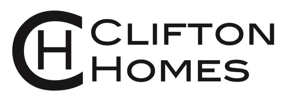 CliftonHomesLogo blk - Why Being A Real Estate Agent Advantageous