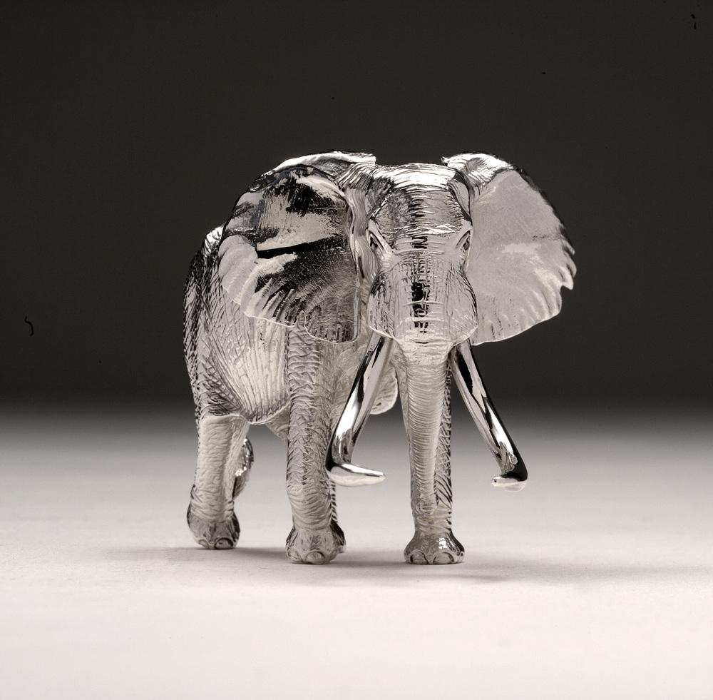 Silver Elephant.