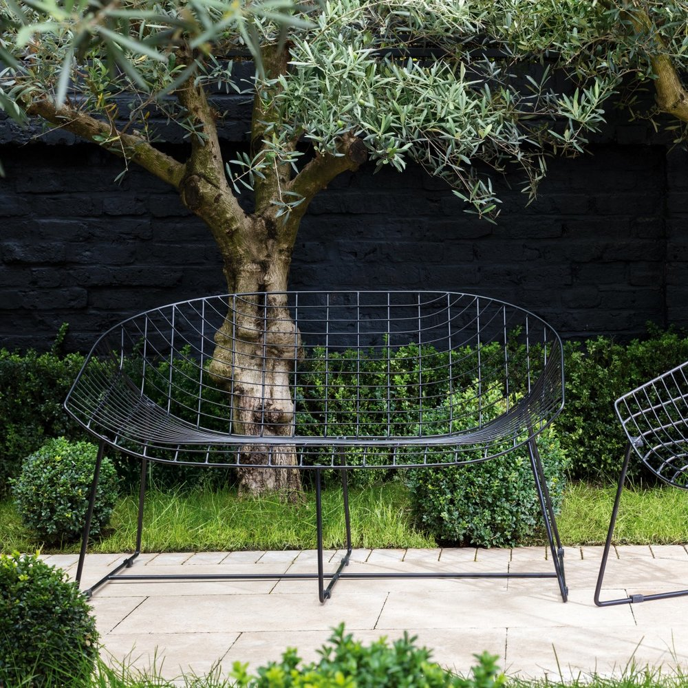 Leopold garden bench from Habitat