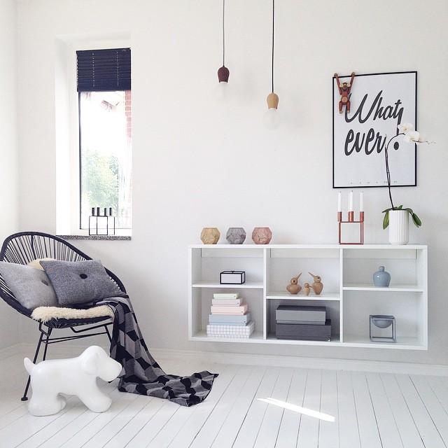 Stue — krea pernille