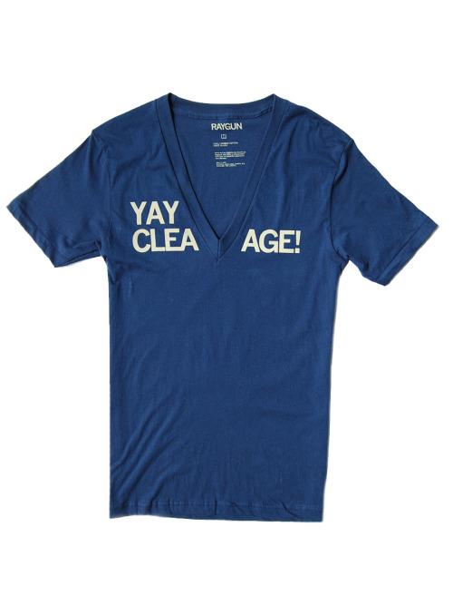 Yay Clea age!