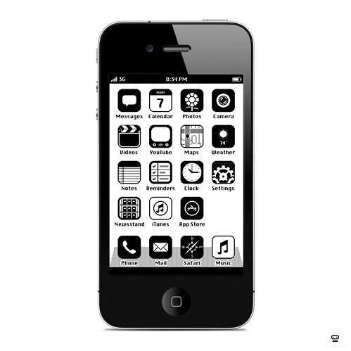 nevver :       iOS '86
