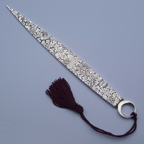 Contemporary Silver.| Letter Openers