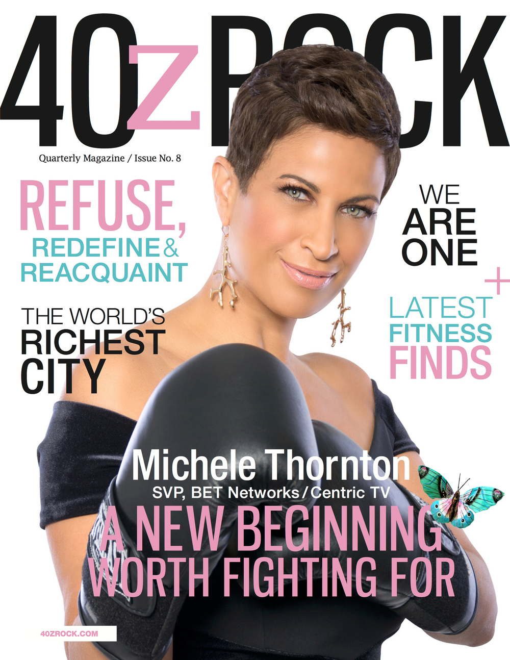 40zRock Magazine COVER Michele Thornton Adewole Photography.jpg