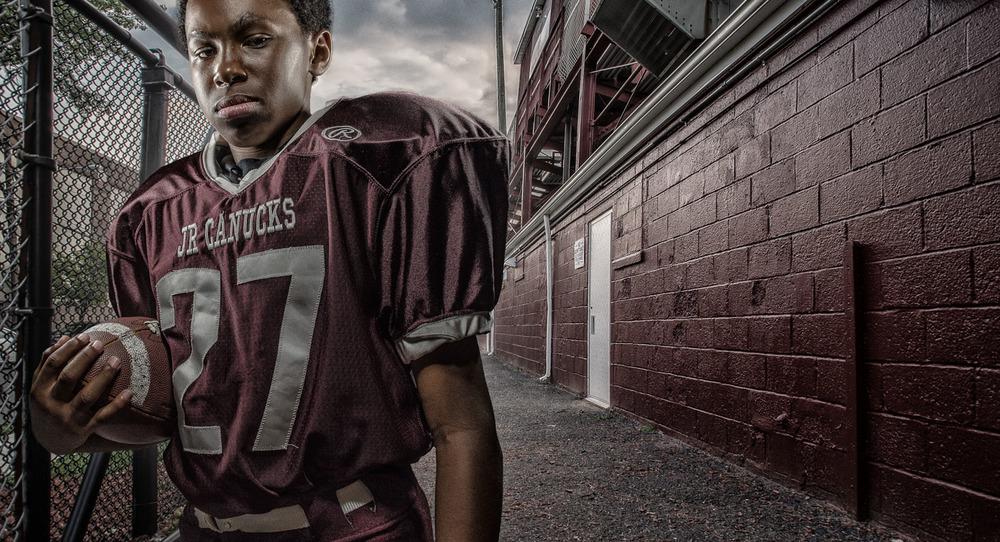 North Plainfield Junior Canucks Hero Shot Adewole Photography