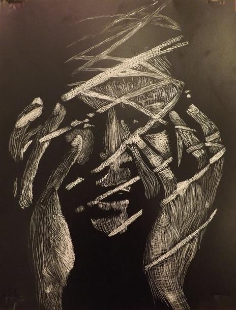 Inner Turmoil by Britanny Treaster