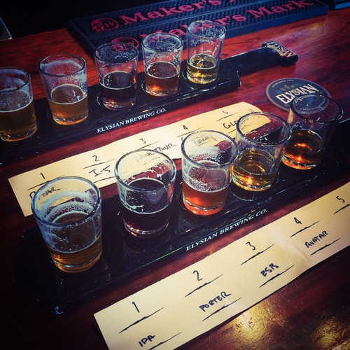 Elysian flights