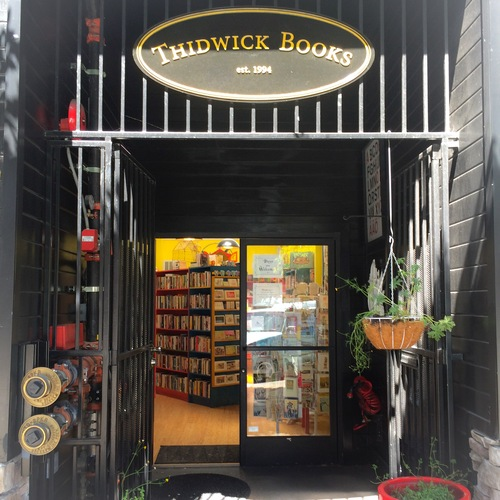 Thidwick Books on Clement Street