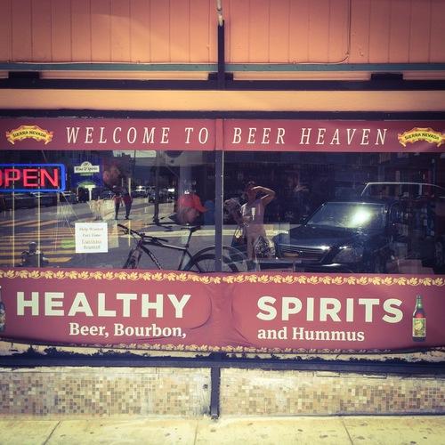 Beer Heaven on Clement Street