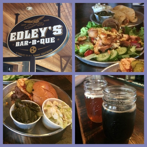 Lunch at Edley's