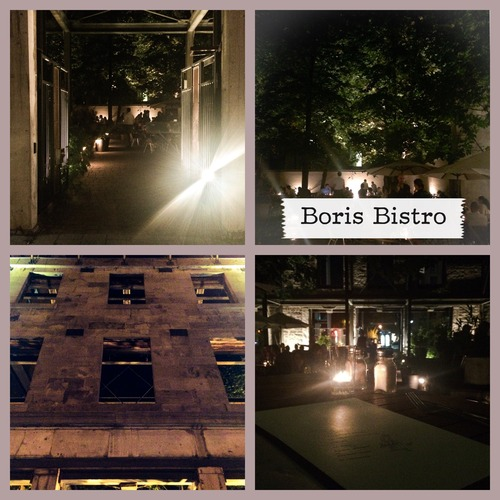Boris Bistro in Montreal