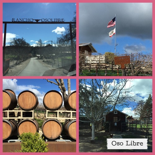 Oso Libre Sustainable Winery and Vineyards