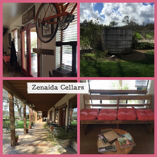 Zenaida Cellars in Paso Robles