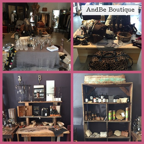 AndBe Boutique in Paso Robles