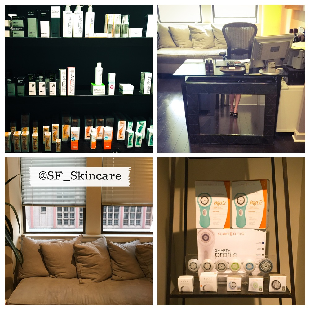 Shari Spakes's Pacific Heights Skincare Oasis