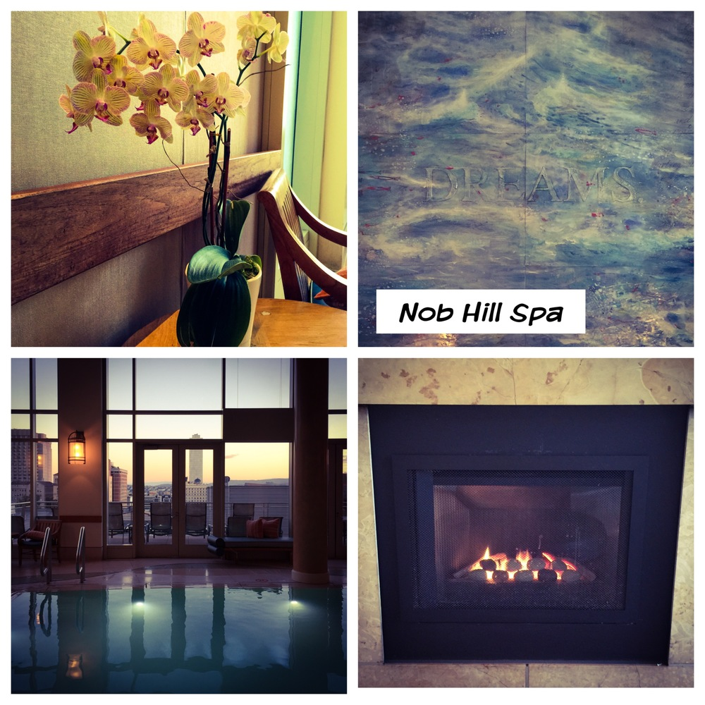 Nob Hill Spa at the Huntington Hotel