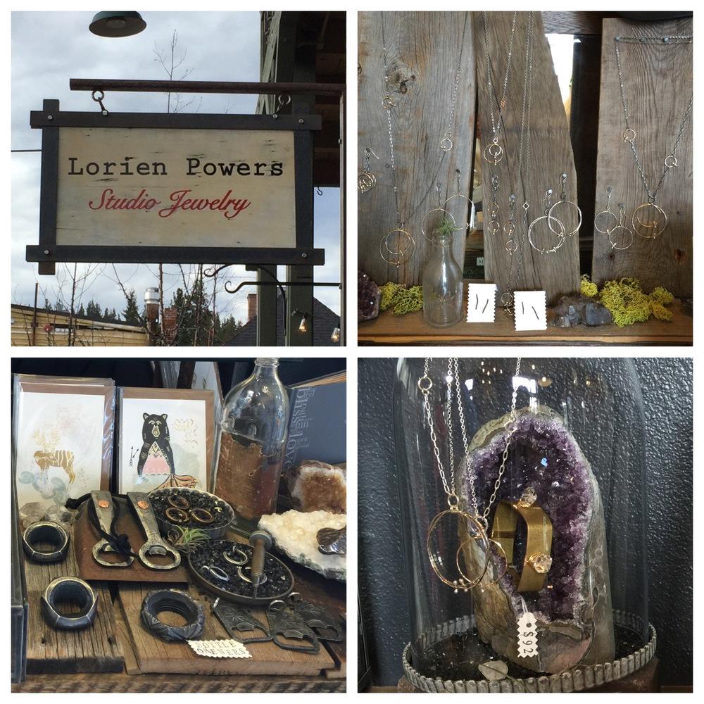 Lorien Powers Studio Jewelry Lorien Powers Studio Jewelry