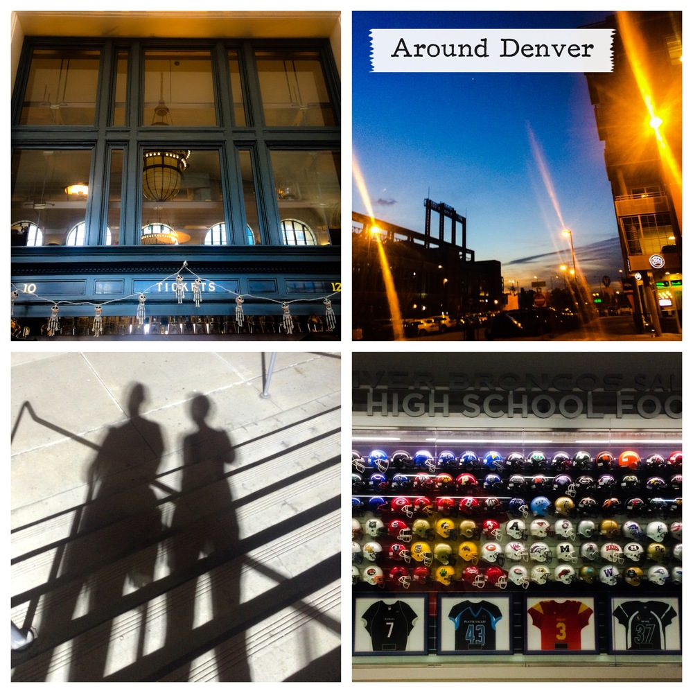 Around Denver