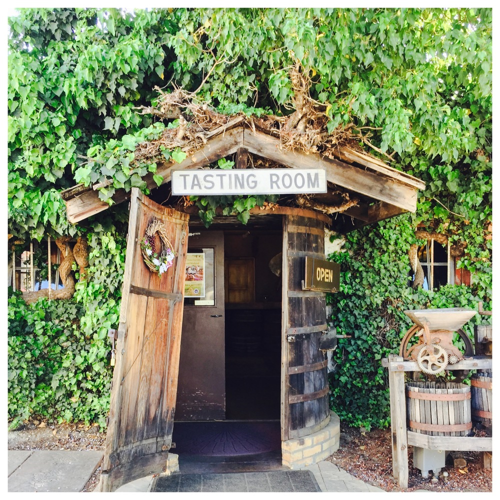Original Tasting Room at Kirigin Cellars